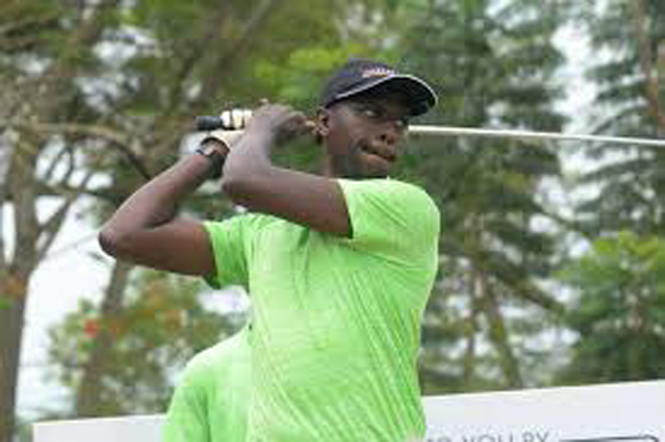 Ndyaguma, Kabasweka seal TML Golf Series win