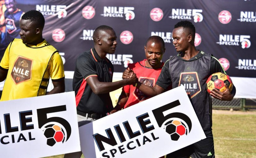 European tour at stake as Nile Special launches 5-Aside tournament