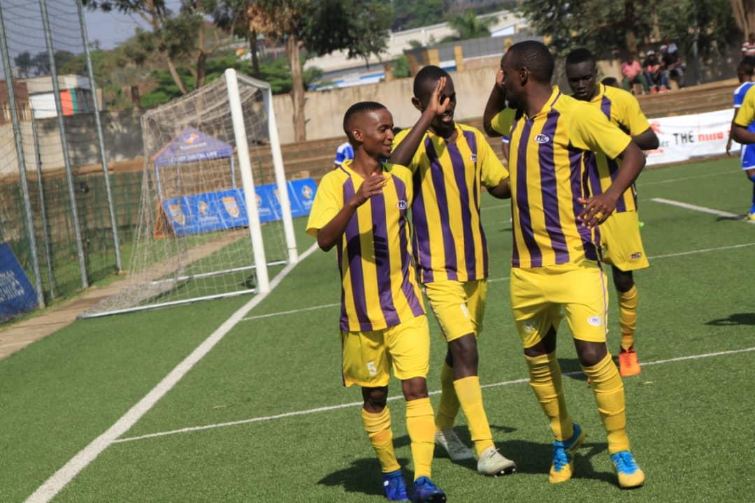 Proline FC lead the Rwenzori Group in the Fufa Big League