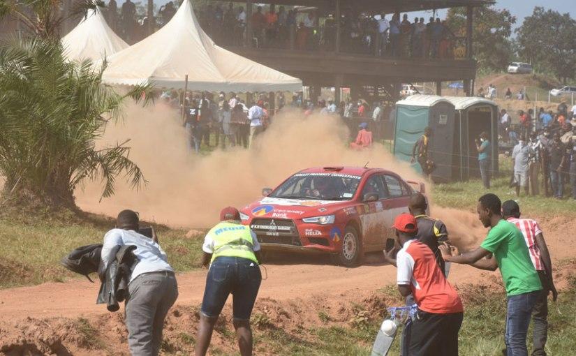 CMC Rally: Former champ Ssebuguzi to openroute