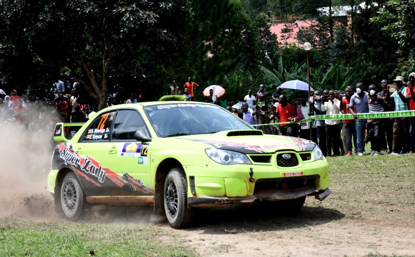 CMC rally heading to closedroutes