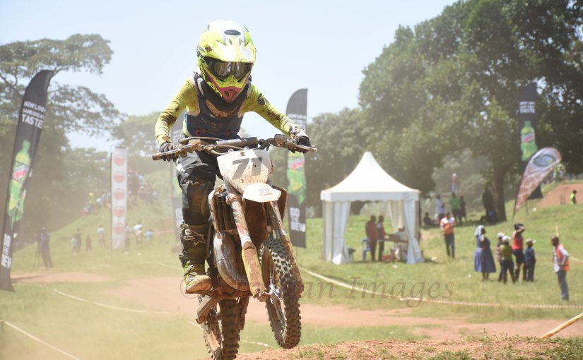 Nsubuga is the boy to watch in 65cc class