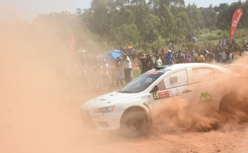 FIA Safety delegate in Nairobi for WRC rallyroutes