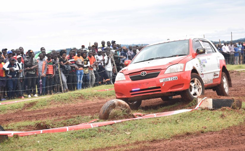 Masaka rally kick