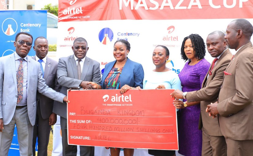Kabaka Mutebi to grace 2019 Airtel-sponsored Masaza Cup opening game