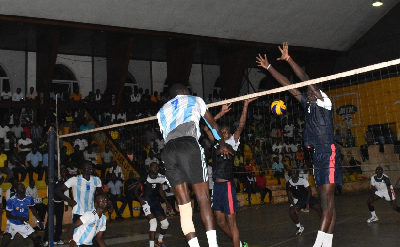UCU targets volleyball crown