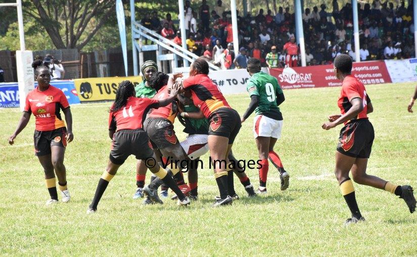 Women Fall 42-13 toKenya