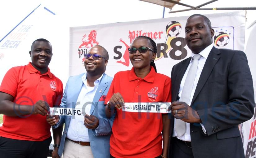 Wakiso Gaints dates KCCAFC