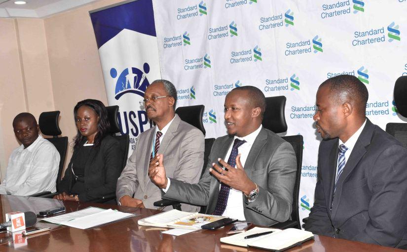 USPA gets Stanchartcash
