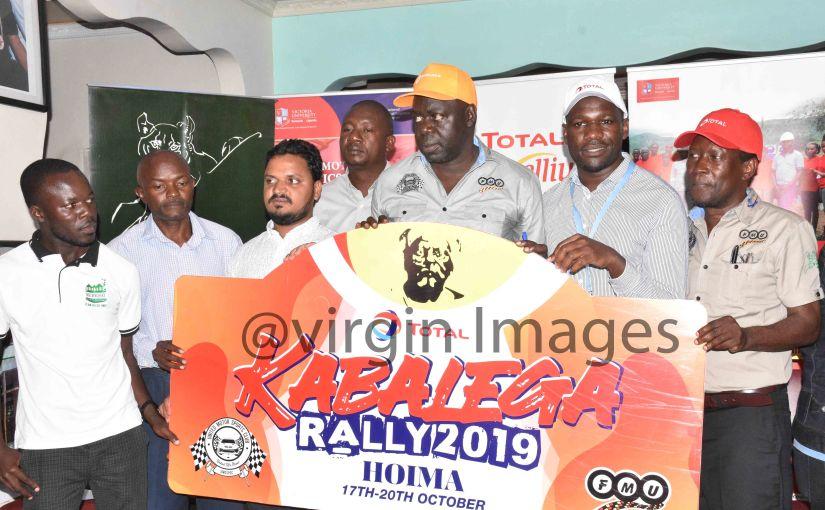 Kabalega rally confirmed.