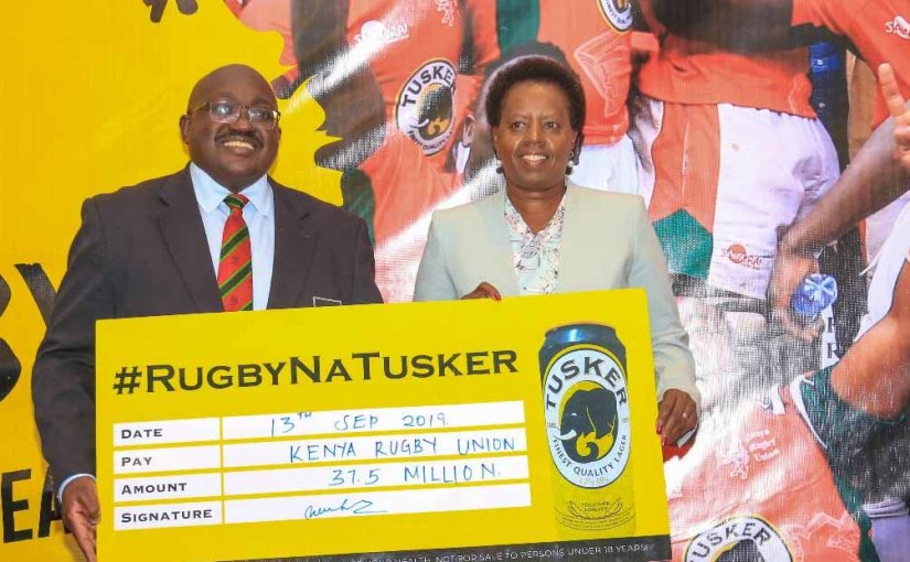 KBL invests Sh4bn in Rugby
