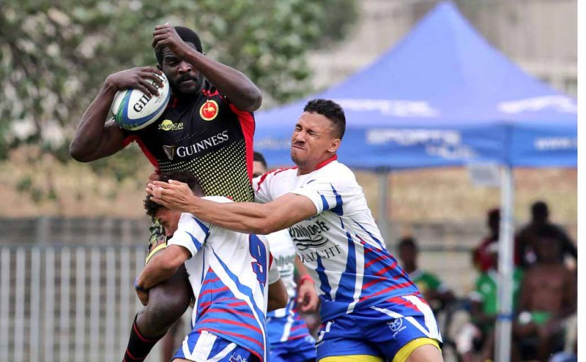 Rugby Cranes 7s impressing
