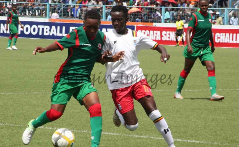 20 goals in CECAFA Day 1