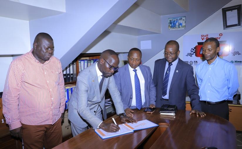 Sports Minister visitsFMU